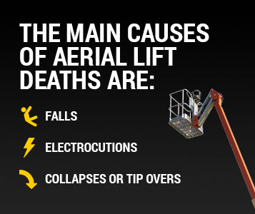 Aerial Lift Death Causes