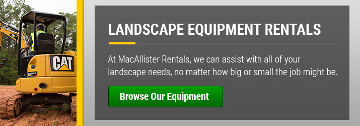 ... we can assist with all of your landscape needs, no matter how big or  small the job might be. Learn more about our available landscape equipment  rentals ... - 5 Mistakes To Avoid When Running A Successful Landscape Business