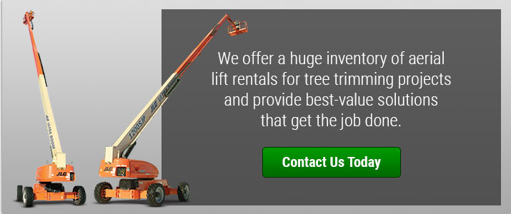 Contact Us Rental Aerial Lift