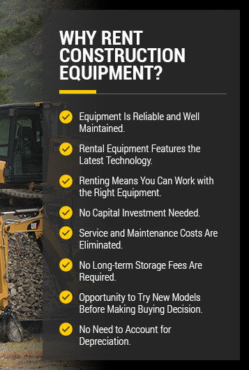 Construction Equipment Rental Guide | MacAllister Rentals