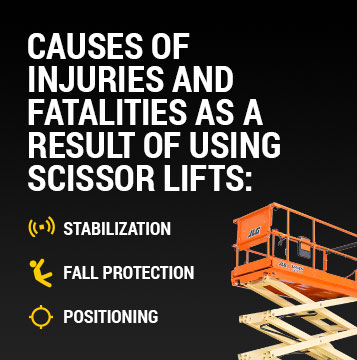 Scissor Lifts Injuries