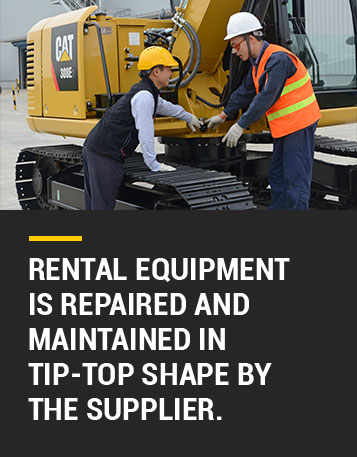 Maintenance For Rental Equipment