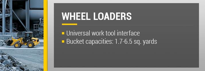 Rental Wheel Loaders