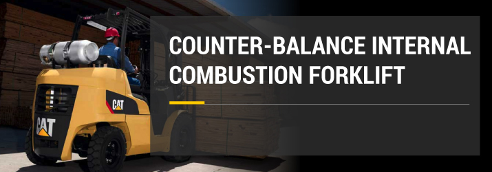 Counter-Balance Internal Combustion Forklift