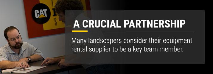 Benefits of Rental Supplier