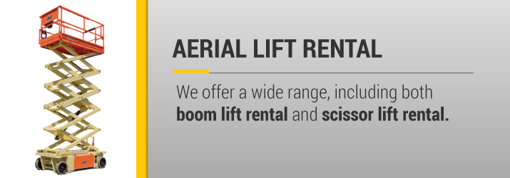 Aerial Lift Rental Options