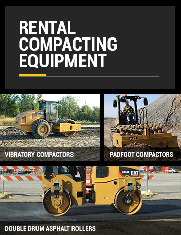 Rental Compacting Equipment
