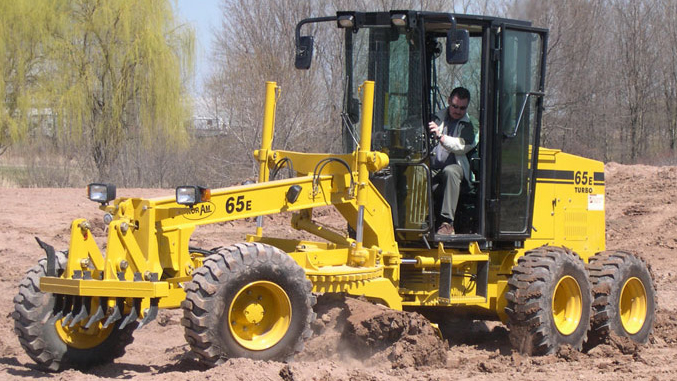 Motor Graders for Rent | Grader Rental | MacAllister Rentals