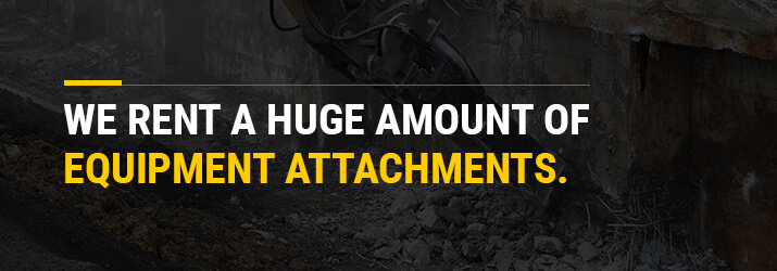 attachment rentals
