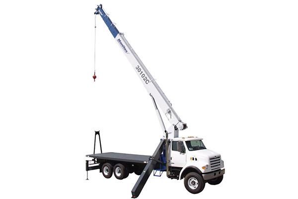 boom truck rental