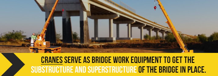 Best Rental Equipment for Bridge Construction | MacAllister