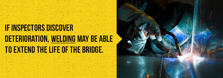 bridge welding