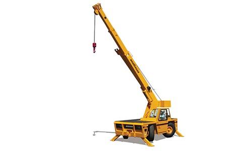 Carry Deck Cranes