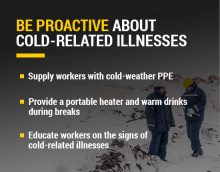 cold related illnesses