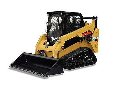 compact track loader rental