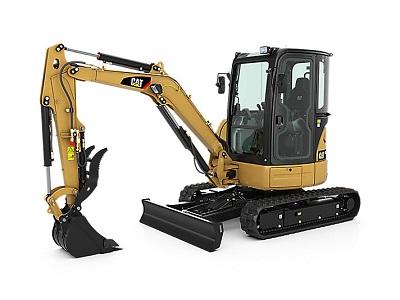 mini excavator rental