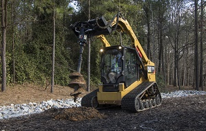 Digging Cat Multi Terrain Loader