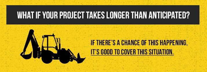 project longer