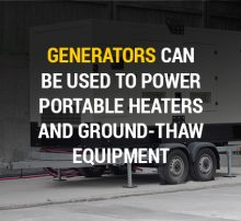 rent generators