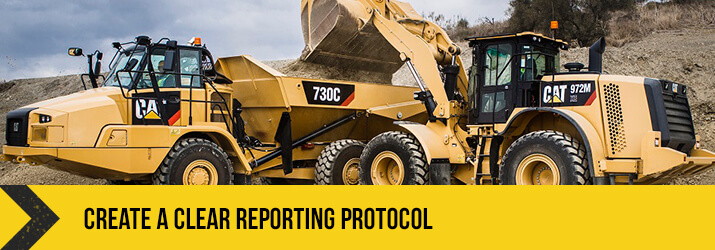 reporting protocol