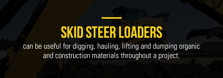 skid loader benefits