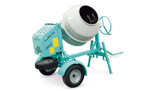 Mortar Mixers