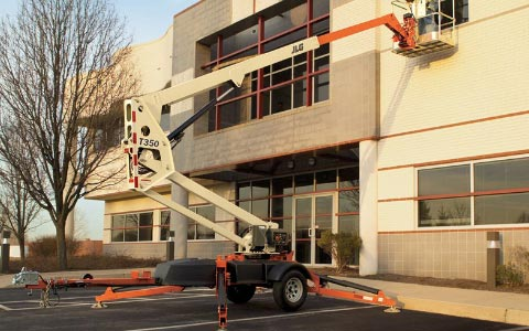 towable boom lift rental