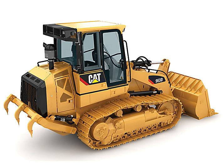 track loader rental