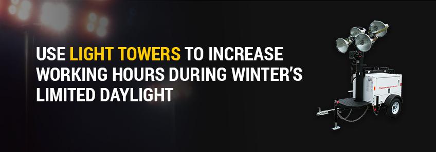 use light towers