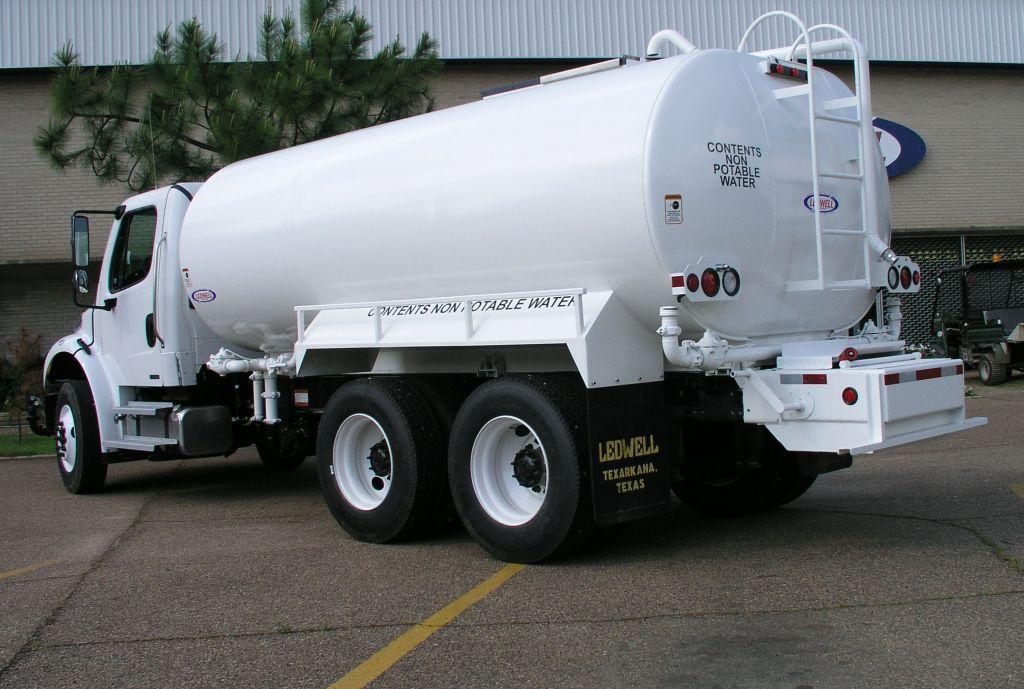 water truck rental
